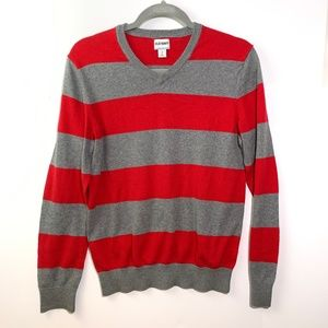 Old Navy :: Striped Pullover Sweater